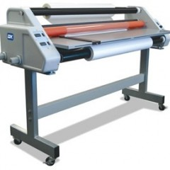 D&K Group Expression Series Wide Format Laminator: Demonstration