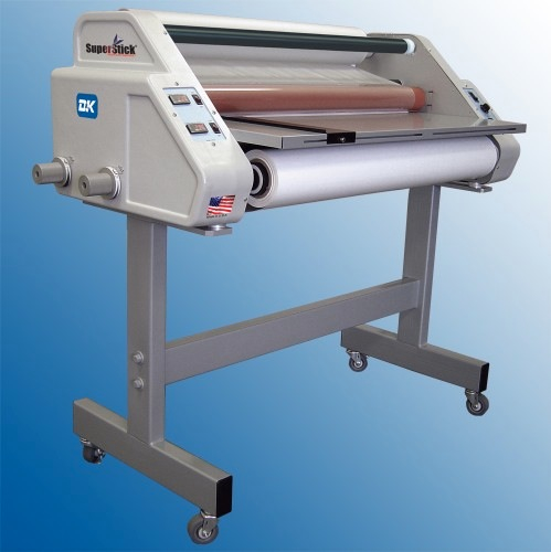 picture of the D&K Expression 42+ roll laminator