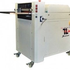 Tec Lighting Mini UV Coating Machine Demonstration