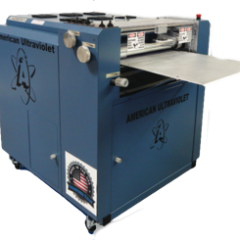 AUV Updates Its UV Coating Machines