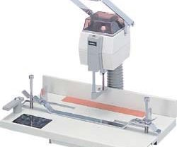 MBM 25 Single Spindle Tabletop Paper Drill
