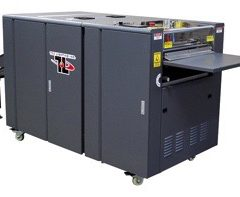 "Tec Lighting TruCoat 16"" UV Coating Machine – Small Print Shop Machine"