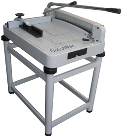 Need a Heavy Duty Guillotine Paper Cutter?