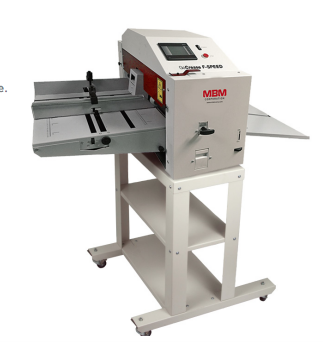 MBM GoCrease F-SPEED paper creaser and perforator