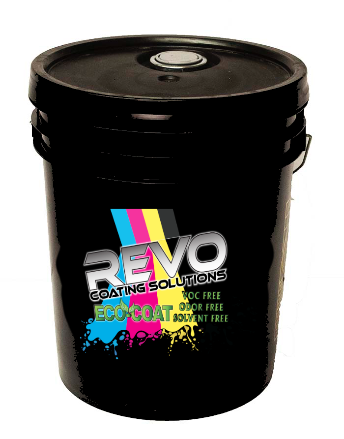 REVO Eco-Coat NO ODOR UV coating fluid