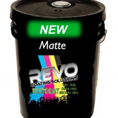 Print 2017 Chicago Highlights – New REVO Eco-coat UV Coating Fluid launched!