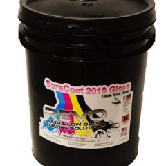Dry Erase UV Coating Fluid? Yes There Is