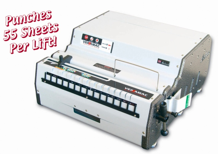 Akiles Versamac Commercial Binding Machine Review