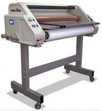 D&K Exp 42 wide format roll laminator