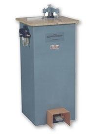 Lassco CR50-XP Pneumatic Round Corner Cutter