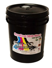 Dry Erase UV Coating Fluid