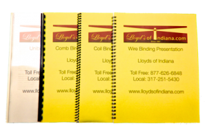 print binding examples