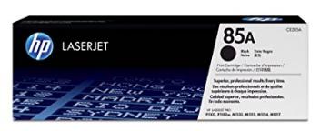 HP 85A OEM printer toner cartridge