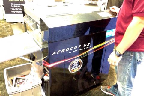 MBM Aerocut Machine