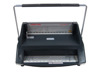 SecureBind (Velo) binding machine from Tamerica