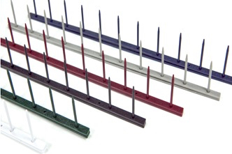 velobind strips in multiple colors and sizes