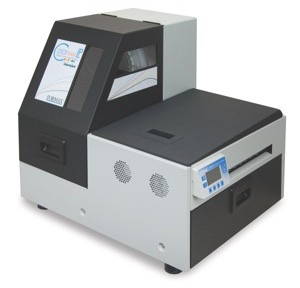 digital color label printer