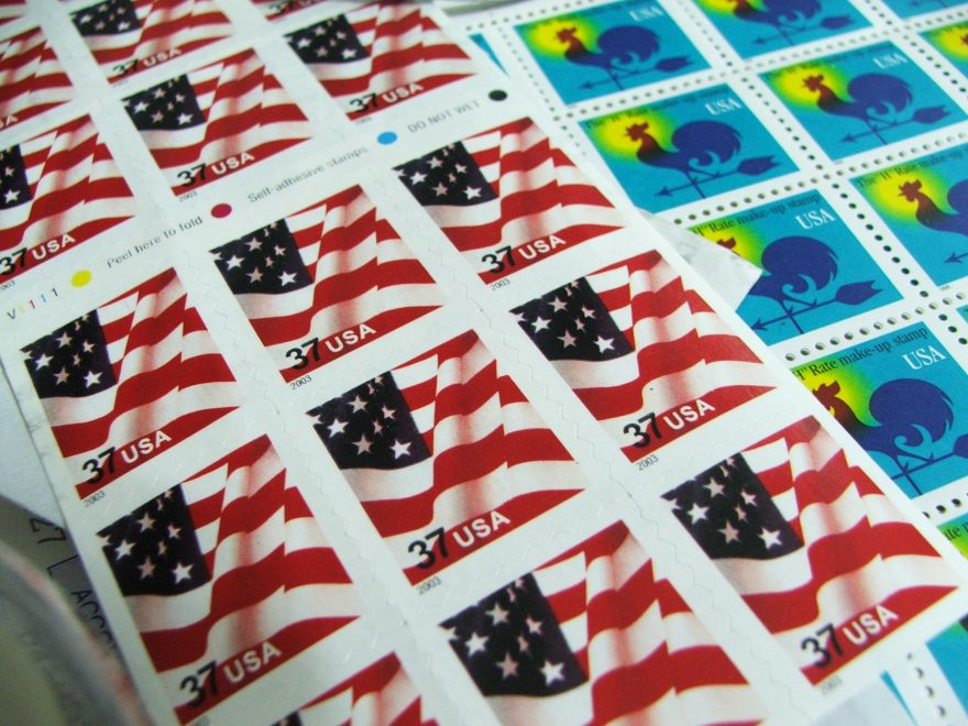 picture of stamps