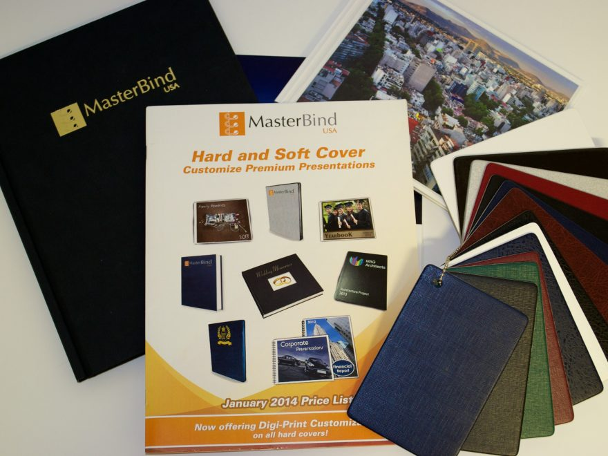 masterbind usa multiple binding samples