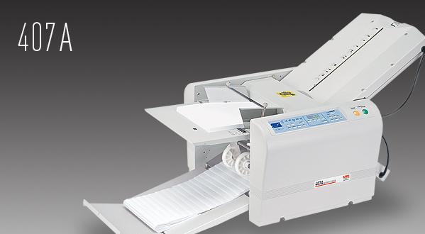 mbm 407a automatic paper folder