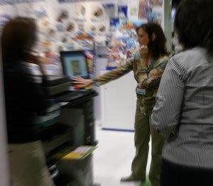 Print Shop Sales