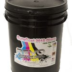 picture of surecoat 2010 uv coating fluid for konica minolta bizhub printers
