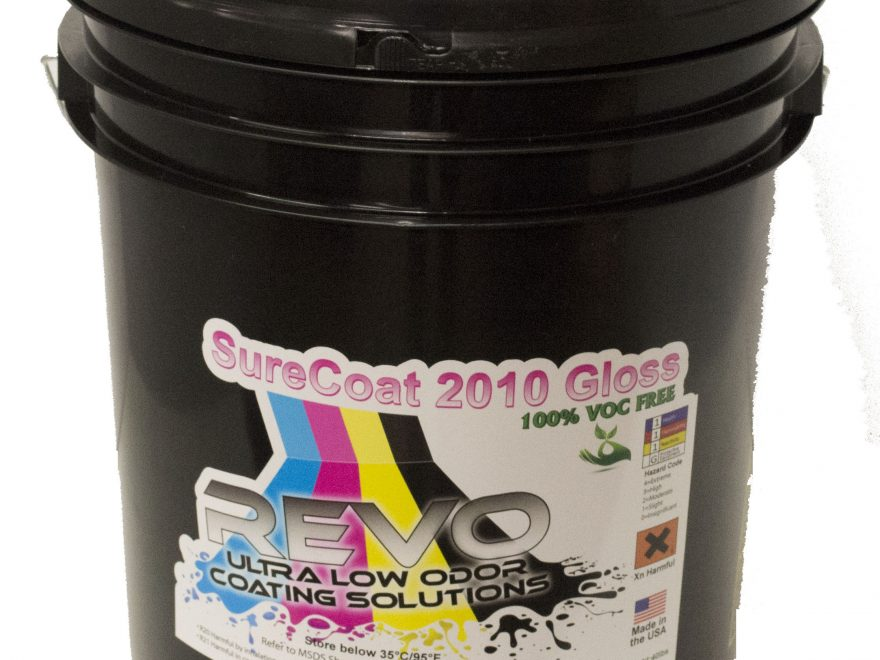 picture of surecoat 2010 uv coating fluid for konica minolta bizhub printers