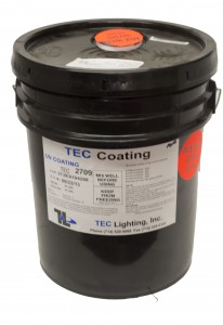 picture of tec coating 2079 uv coating fluid